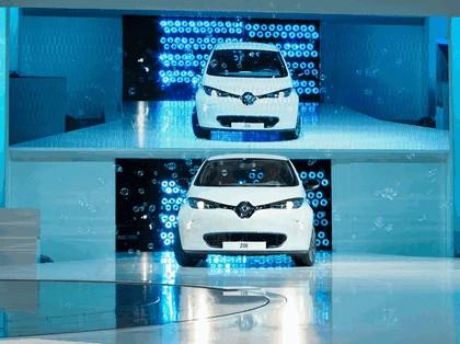 2012 Renault Zoé concept 45