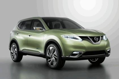 2012 Nissan Hi-Cross concept 1