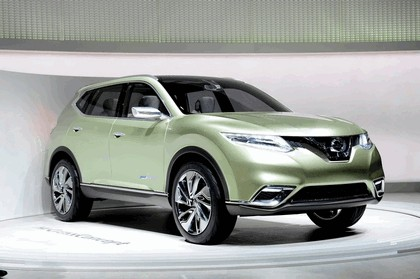 2012 Nissan Hi-Cross concept 11