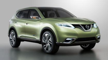 2012 Nissan Hi-Cross concept 4