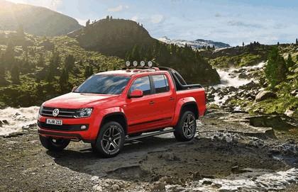 2012 Volkswagen Amarok Canyon concept 1