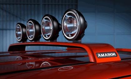 2012 Volkswagen Amarok Canyon concept 3
