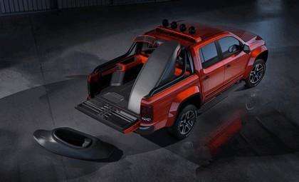 2012 Volkswagen Amarok Canyon concept 6