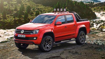 2012 Volkswagen Amarok Canyon concept 7