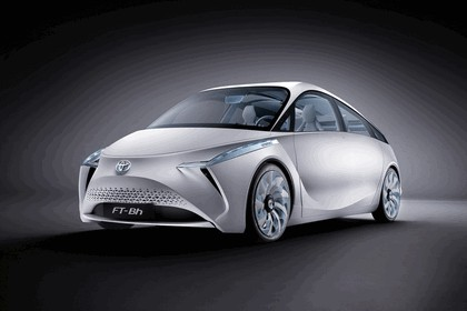 2012 Toyota FT-Bh concept 1