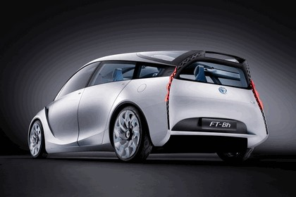 2012 Toyota FT-Bh concept 3