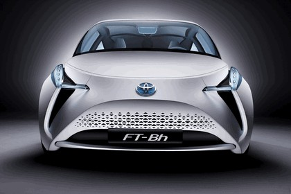 2012 Toyota FT-Bh concept 4