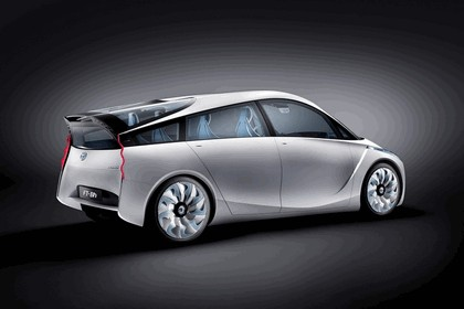 2012 Toyota FT-Bh concept 5