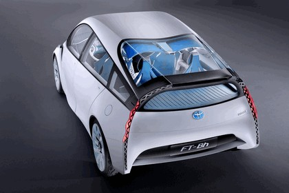 2012 Toyota FT-Bh concept 7
