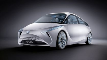 2012 Toyota FT-Bh concept 8
