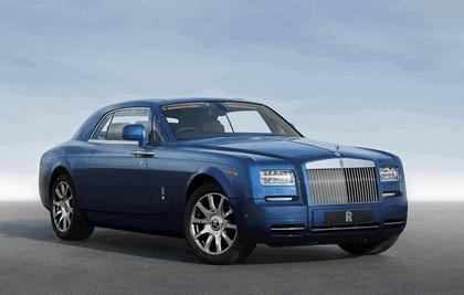 2012 Rolls-Royce Phantom coupé Series II 1