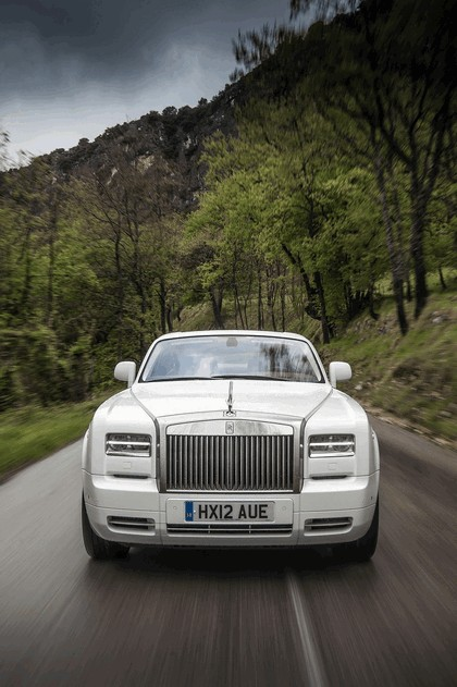 2012 Rolls-Royce Phantom coupé Series II 52