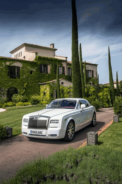 2012 Rolls-Royce Phantom coupé Series II 58
