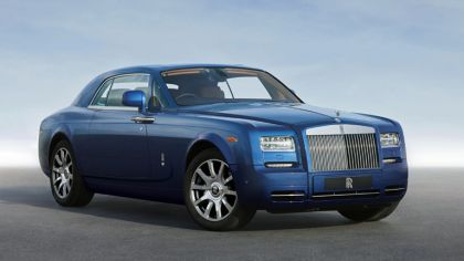 2012 Rolls-Royce Phantom coupé Series II 9