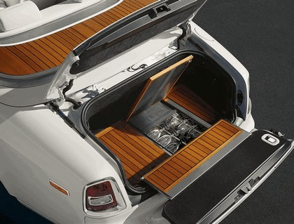 2012 Rolls-Royce Phantom Drophead coupé Series II 11