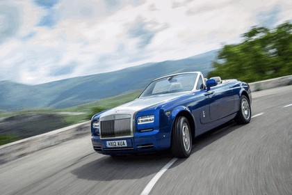 2012 Rolls-Royce Phantom Drophead coupé Series II 18