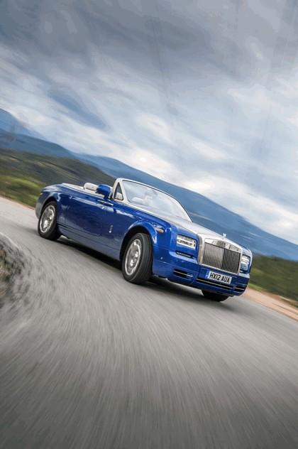 2012 Rolls-Royce Phantom Drophead coupé Series II 22