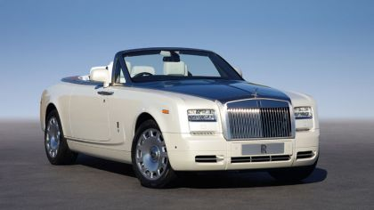 2012 Rolls-Royce Phantom Drophead coupé Series II 4