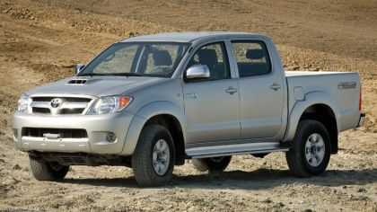 2005 Toyota Hilux Double Cab Armored by BAE 4