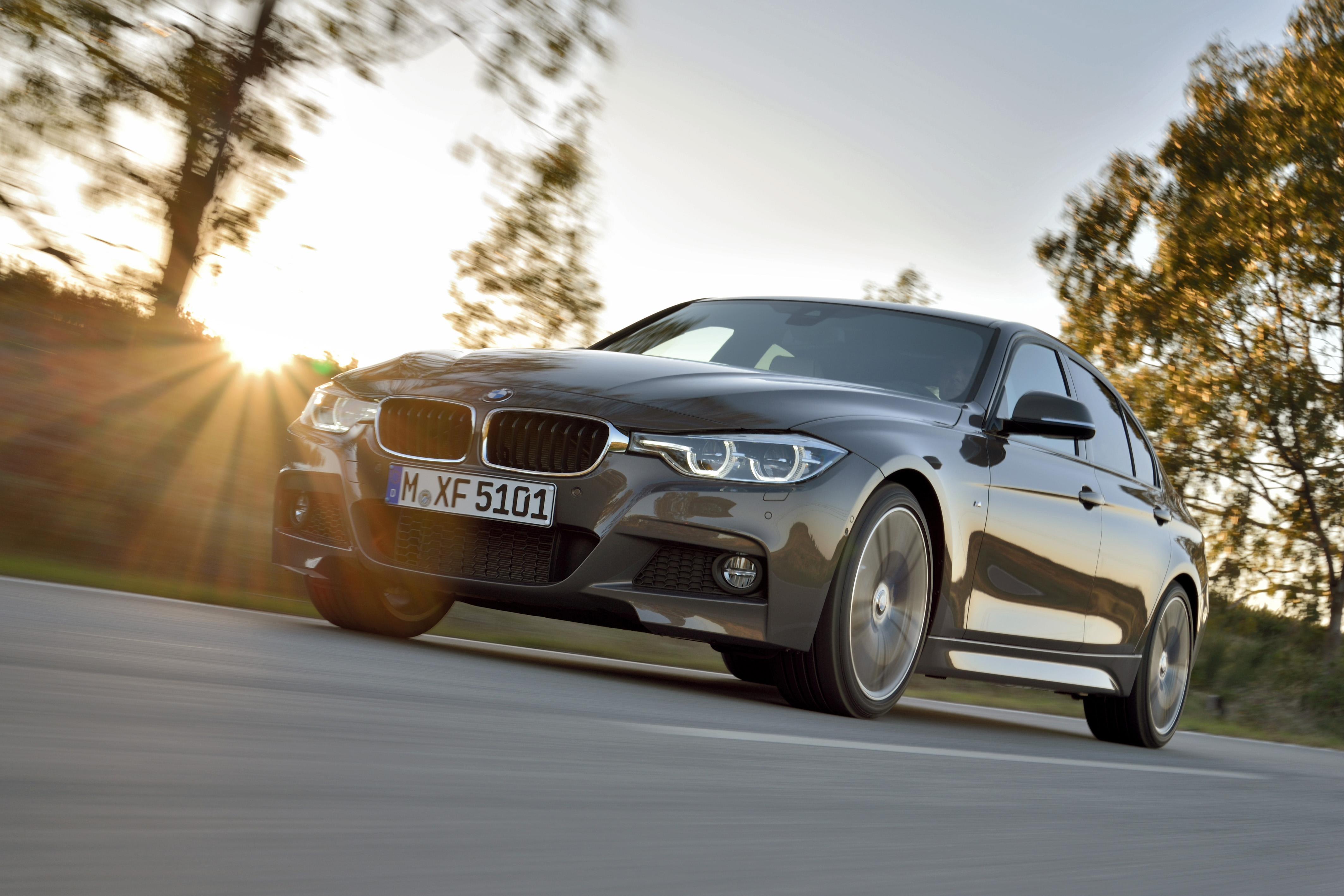 2015 BMW 340i ( F30 ) M Sport #428748 - Best quality free ...