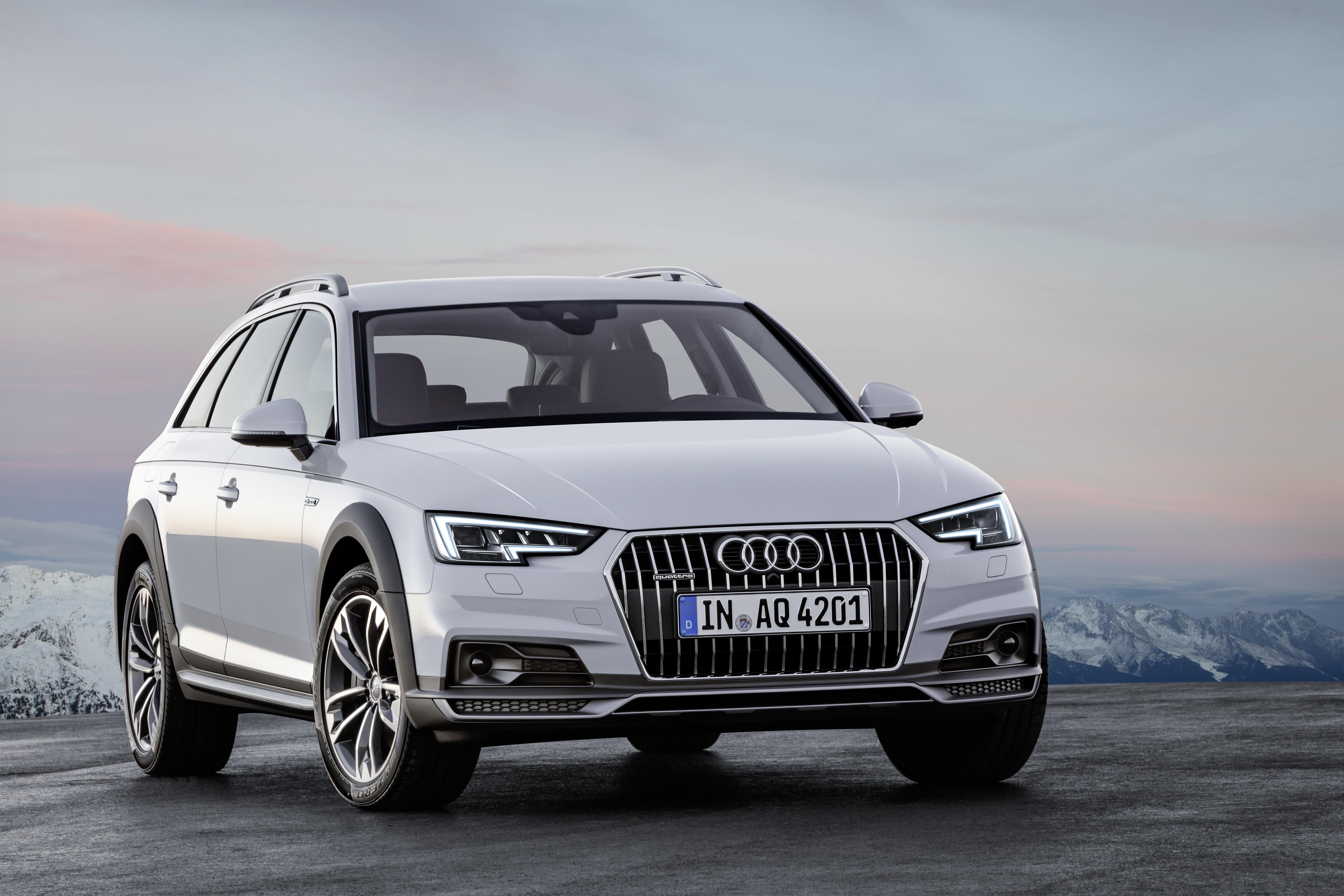 2018 Audi A4 Allroad Quattro 20 Tfsi Quattro 480427 Best Quality
