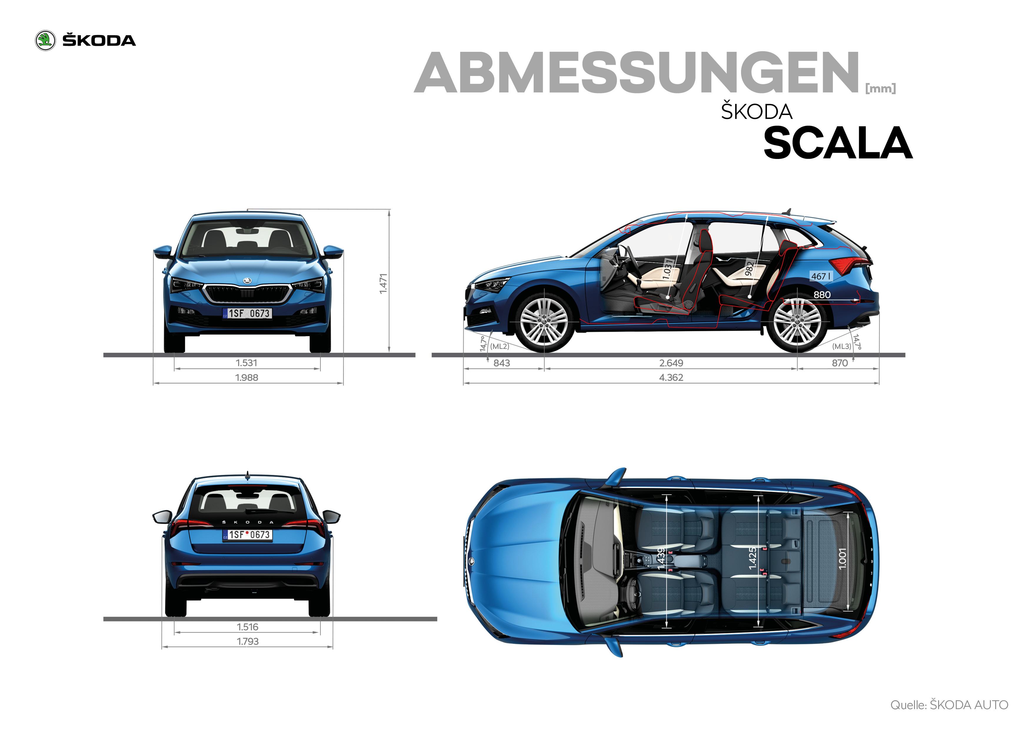 2019 Skoda Scala 525341 Best Quality Free High Resolution Car