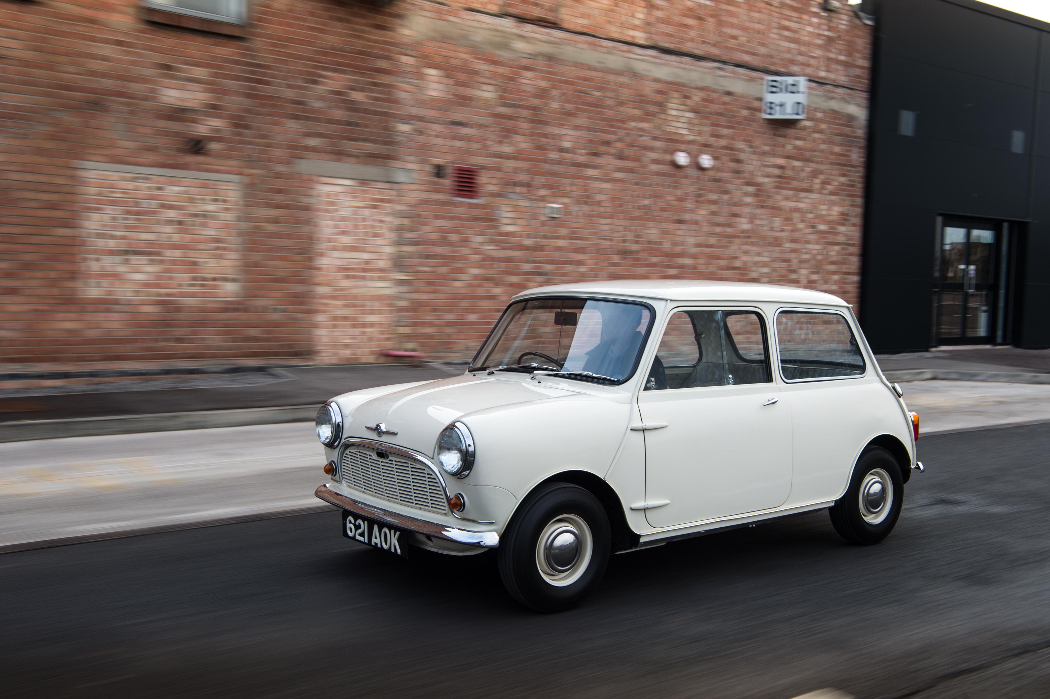 1959 Morris Mini Minor 533095 Best Quality Free High Resolution