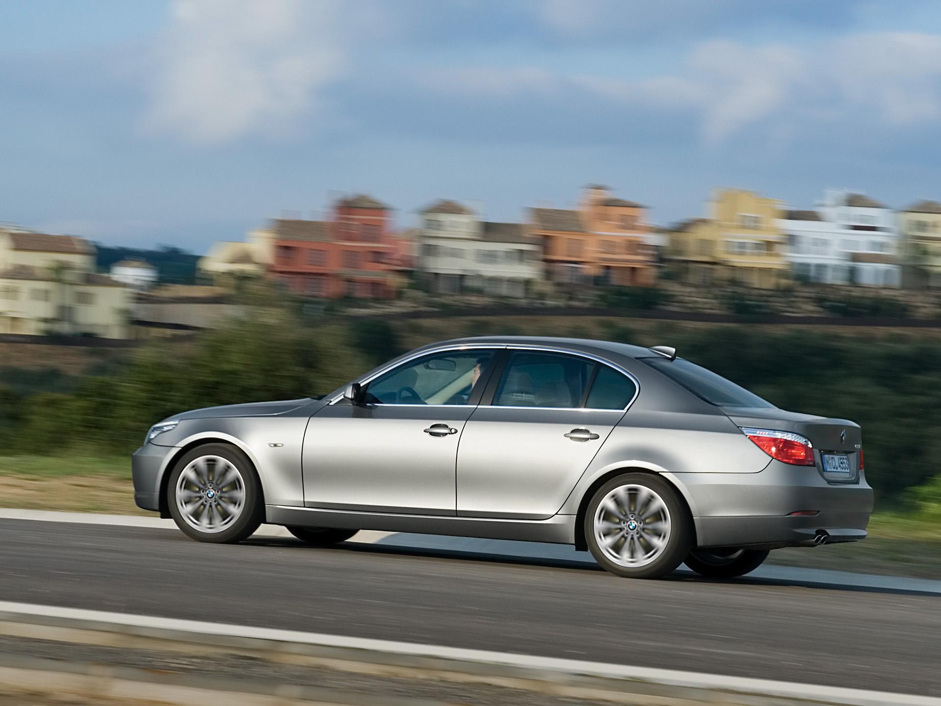 2008 BMW 5er #227373 - Best quality free high resolution ...