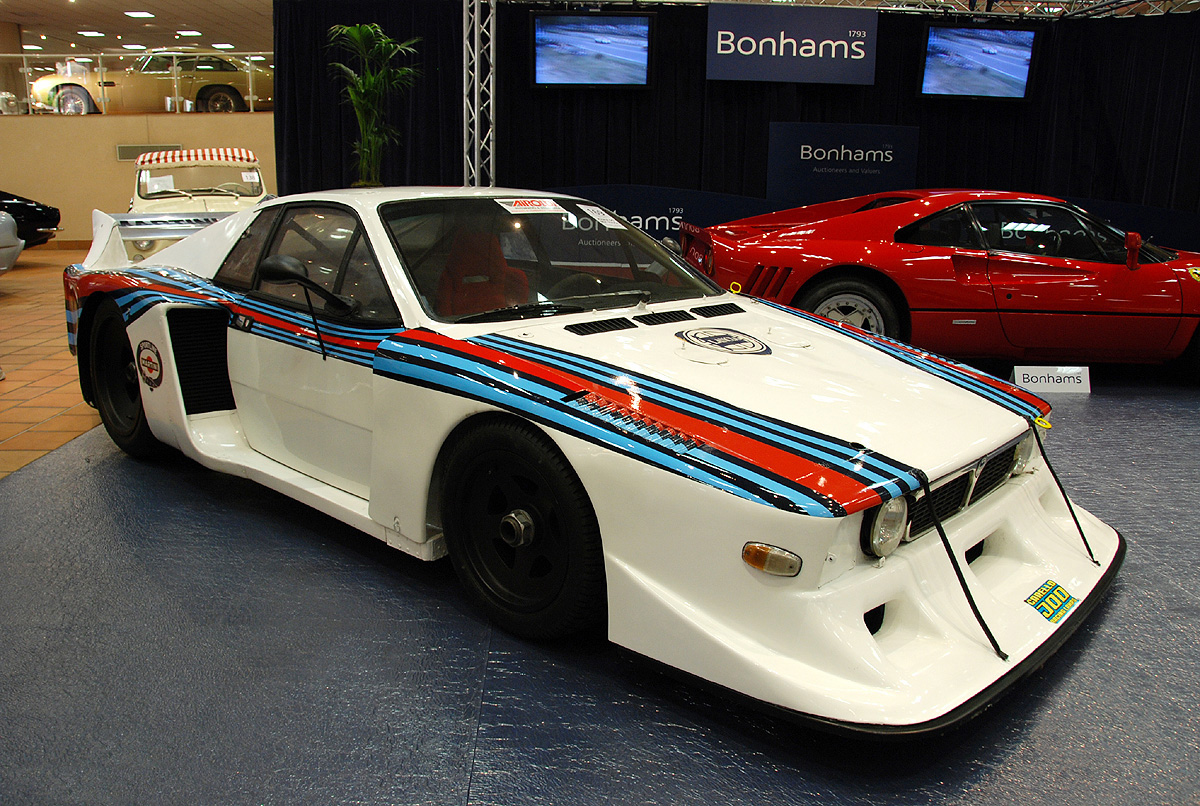 1980 lancia beta montecarlo turbo gr. 5 #330871 - best quality free