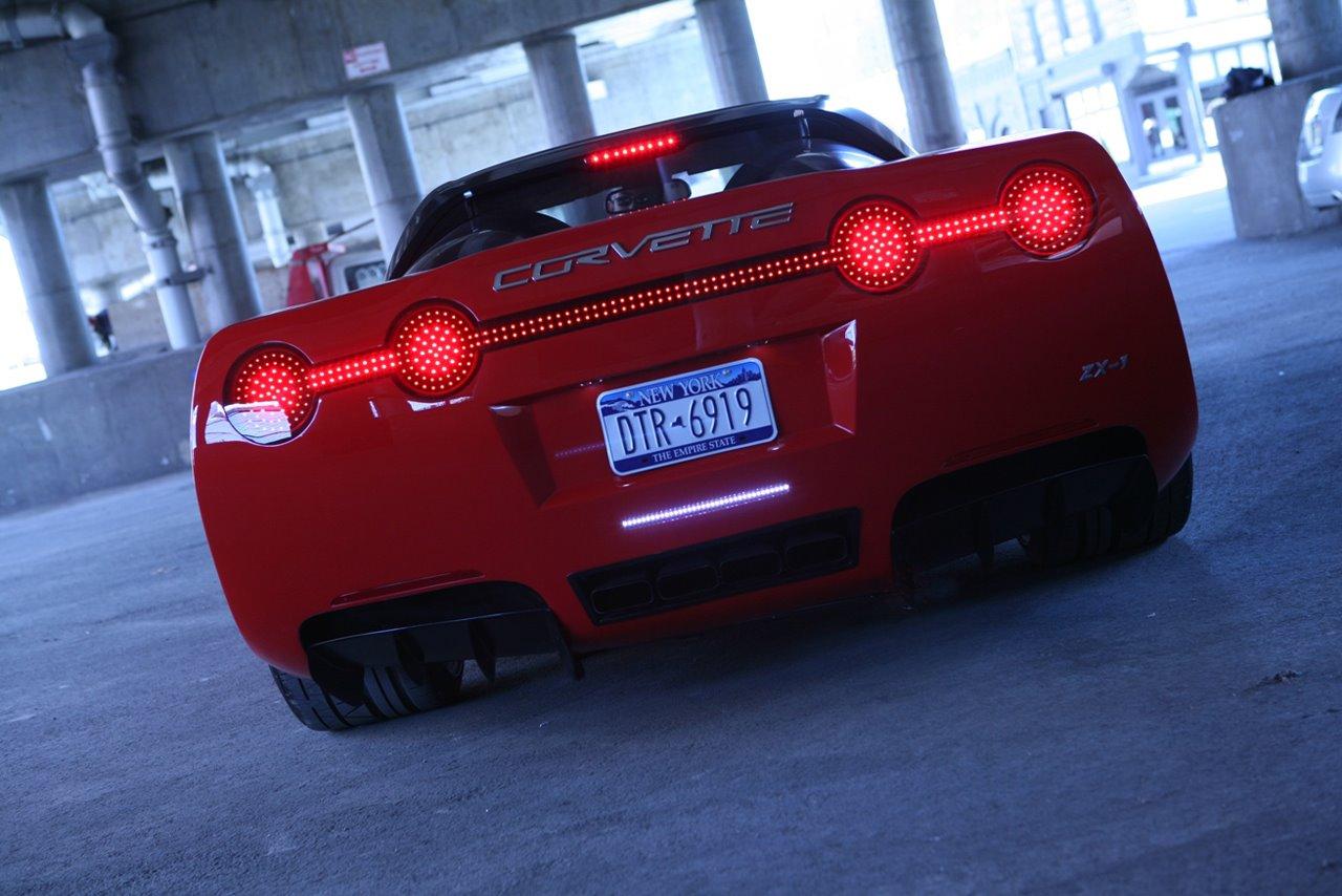 2009 Karvajal Designs Corvette ZX-1 supercharged #488113