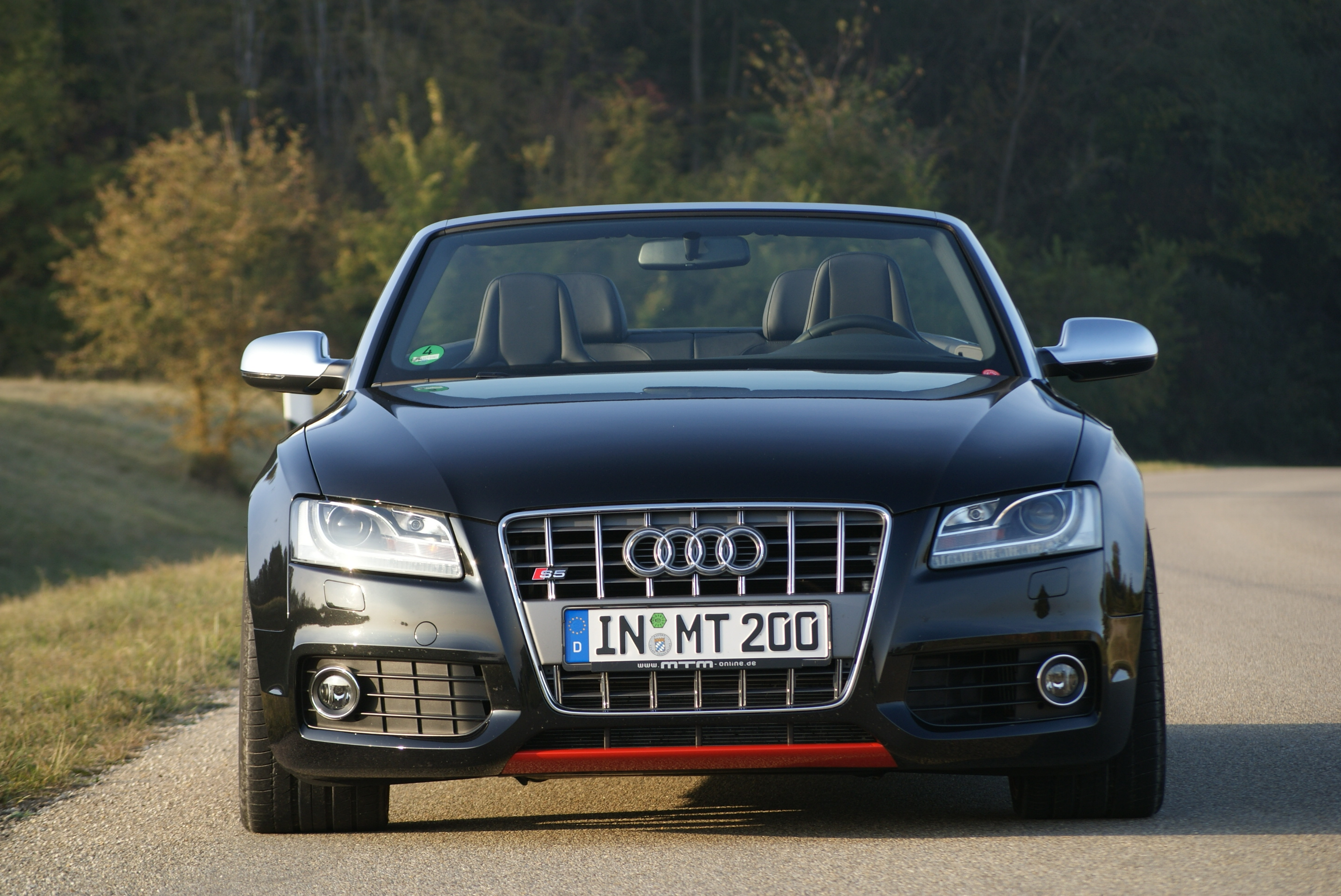 2009 Audi S5 cabriolet Michelle Edition by MTM #268918