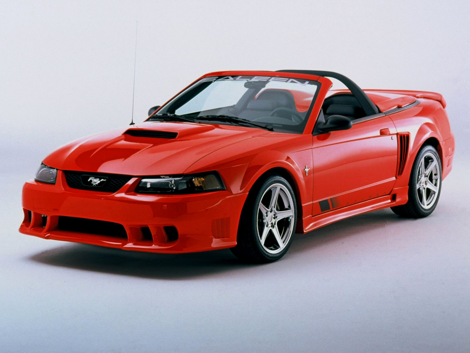 2004 Ford Mustang Saleen S281 201657 Best Quality Free High