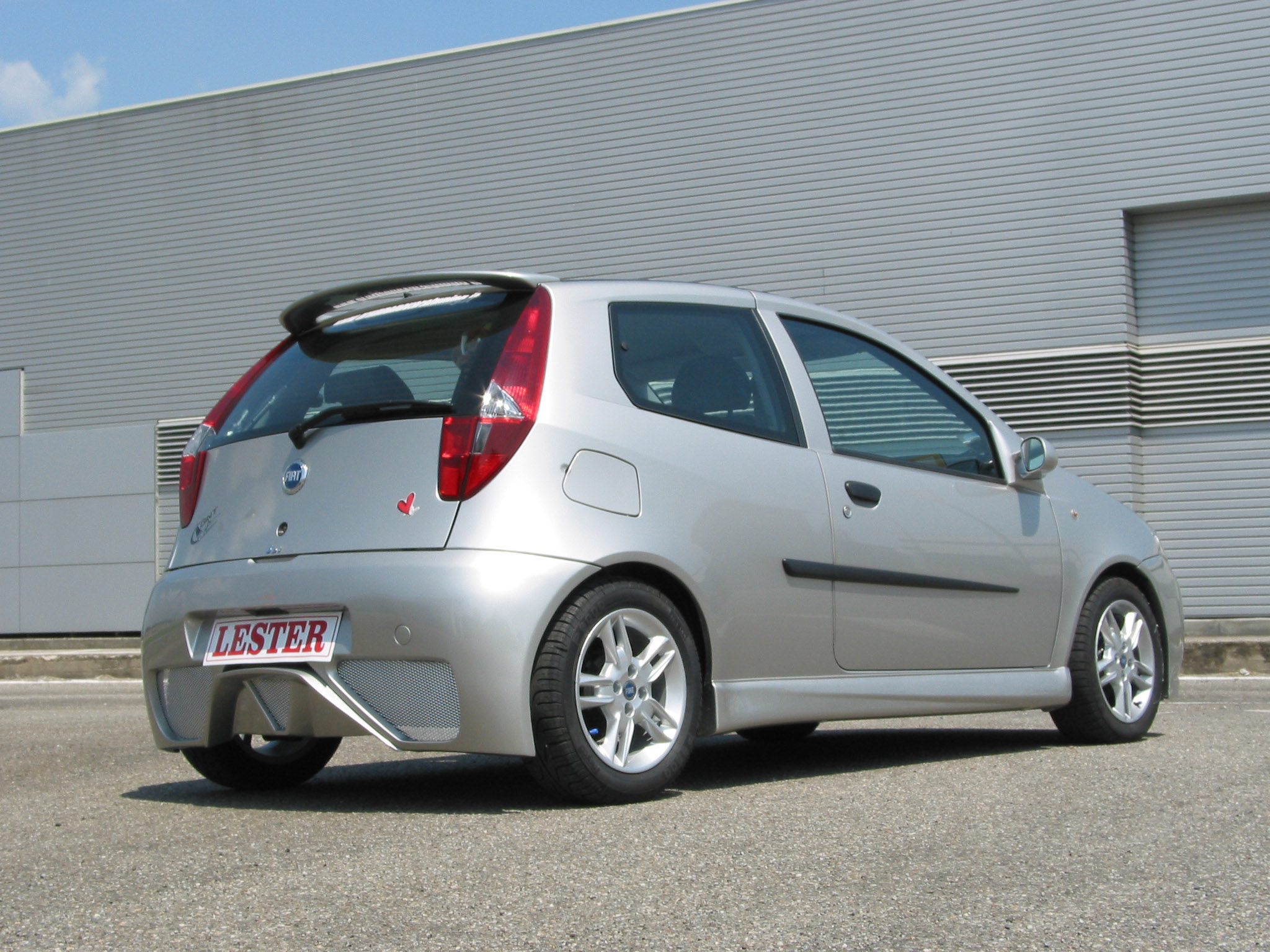 Fiat Punto Size How Car Specs