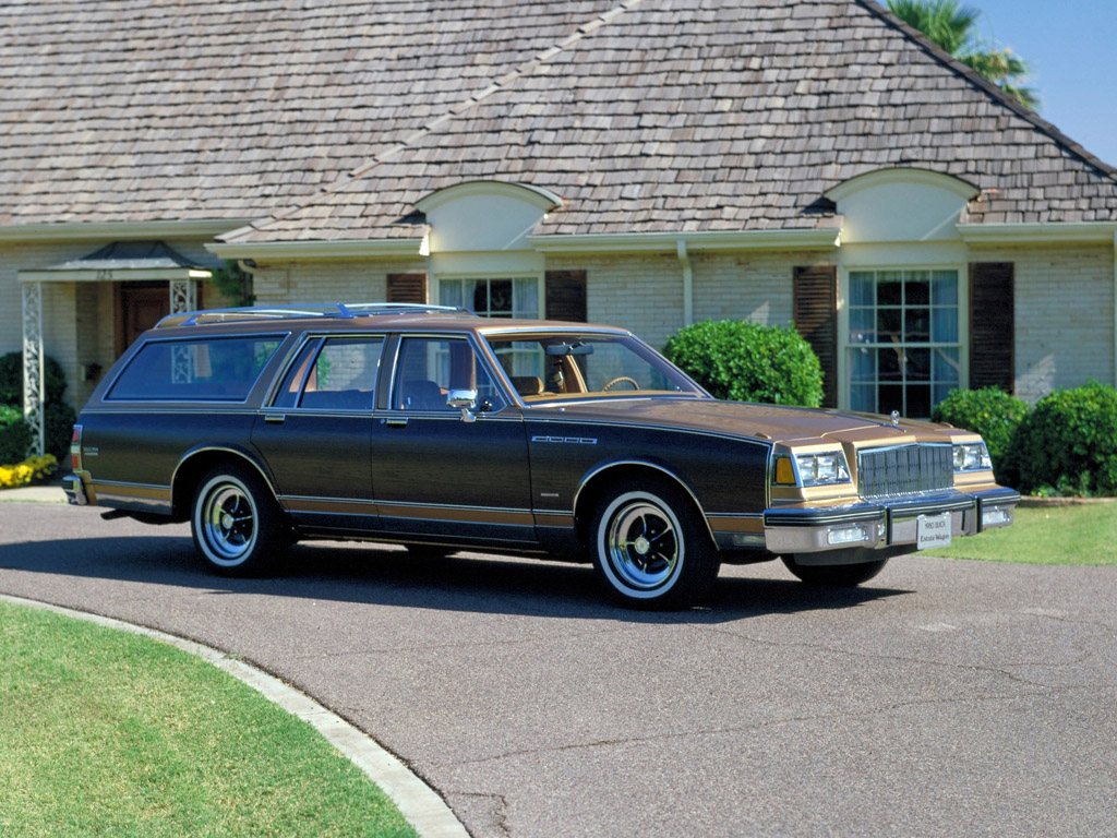 1980 Buick Electra Estate Wagon #291153 - Best quality ...