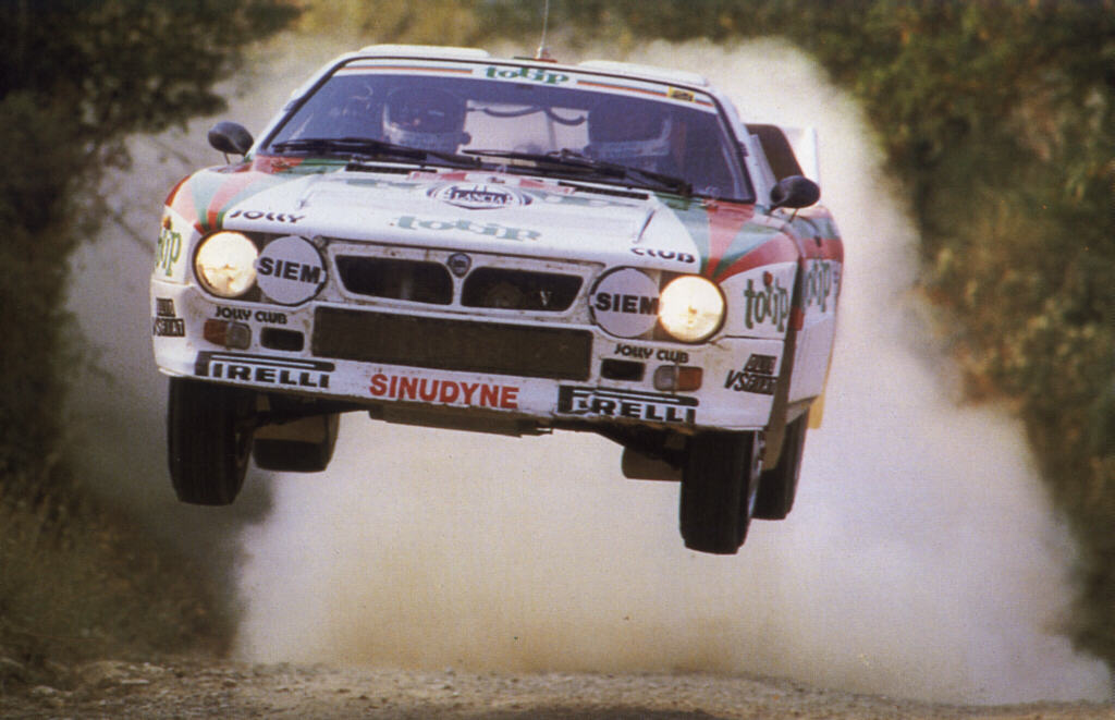 1983 lancia 037 rally #335866 - best quality free high resolution