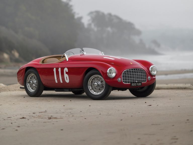 1949 Ferrari 166 Mm Barchetta Free High Resolution Car Images