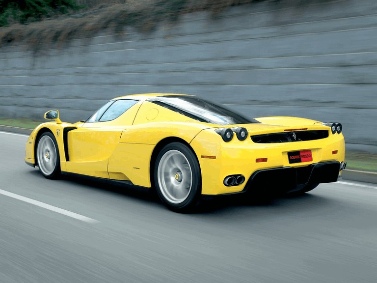 2006 Ferrari Enzo by Novitec Rosso 212548