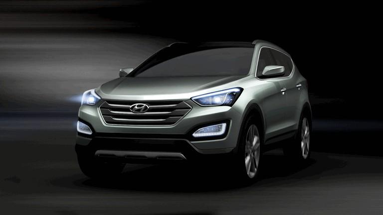 2012 Hyundai ix45 338236