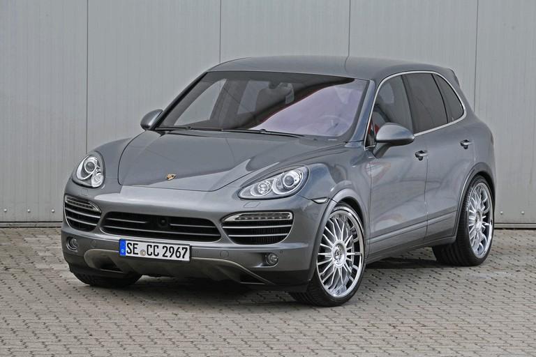 2012 Porsche Cayenne ( 958 ) by Schmidt Revolution 338505
