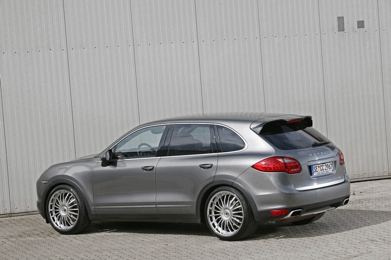 2012 Porsche Cayenne ( 958 ) by Schmidt Revolution 338506