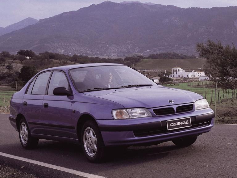 1996 Toyota Carina E 338537