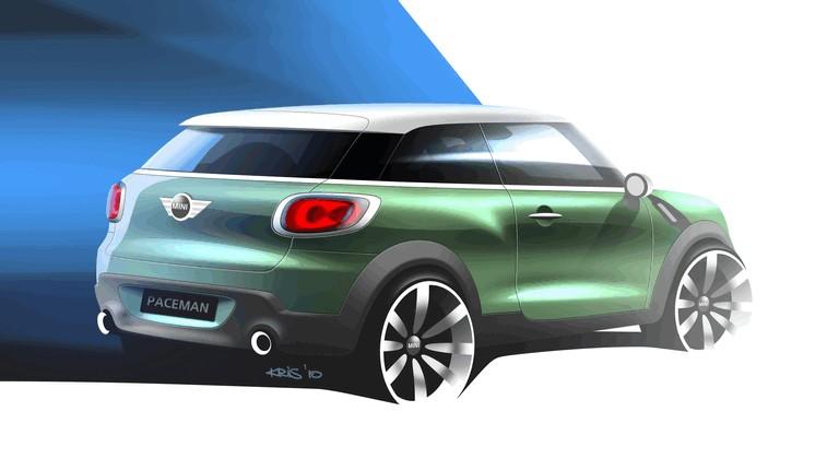 2011 Mini Paceman concept 338769
