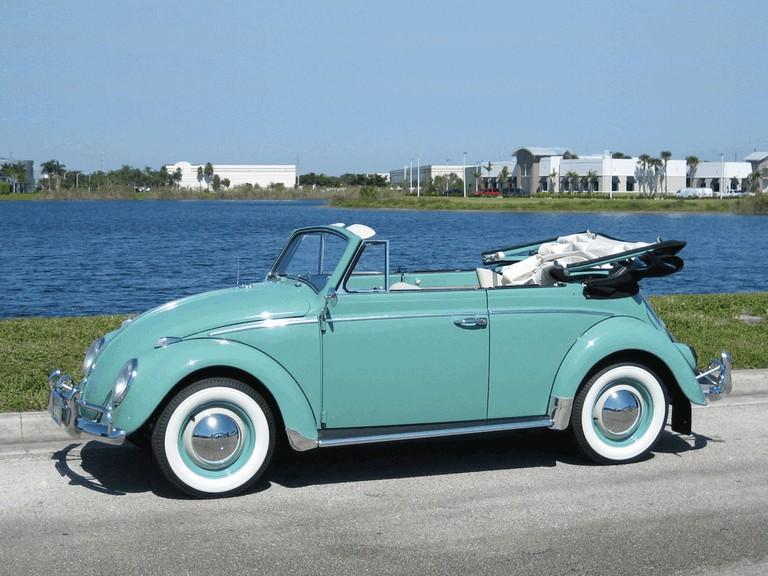 1962 Volkswagen Beetle Type1 convertible 338949