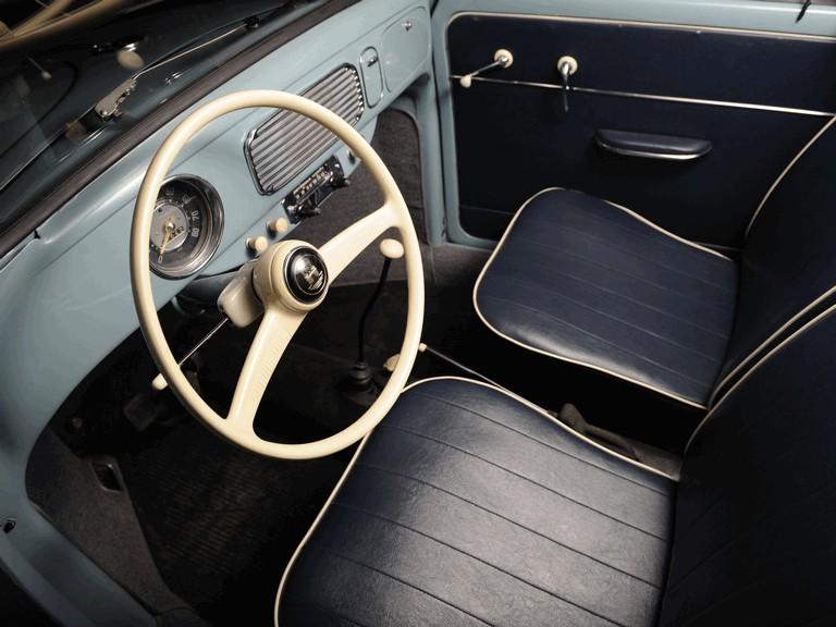 1953 Volkswagen Beetle Type1 339124