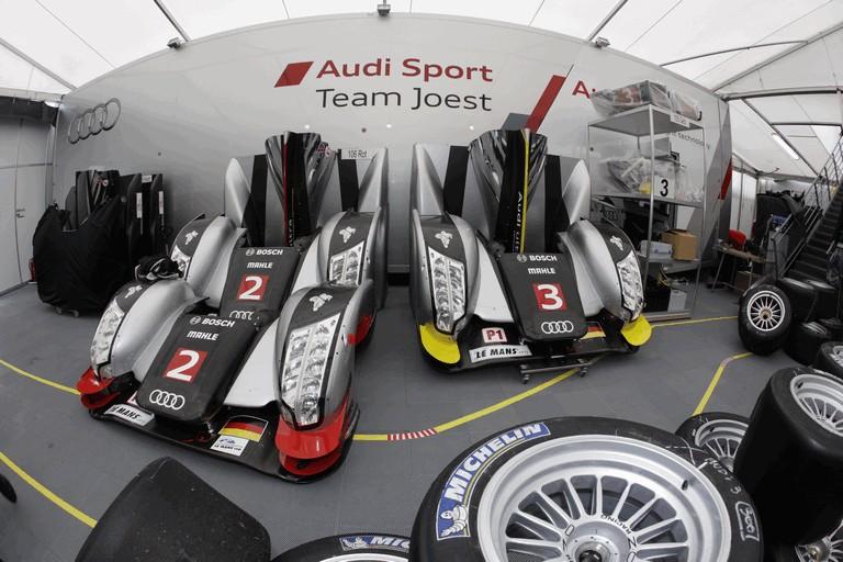 2011 Audi R18 TDI Ultra - Le Mans 24 hours 339164