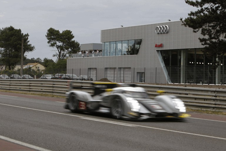 2011 Audi R18 TDI Ultra - Le Mans 24 hours 339172