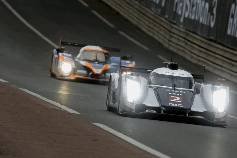 2011 Audi R18 TDI Ultra - Le Mans 24 hours 339182