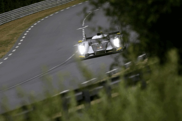 2011 Audi R18 TDI Ultra - Le Mans 24 hours 339195