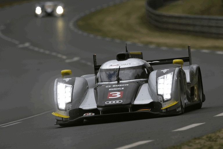 2011 Audi R18 TDI Ultra - Le Mans 24 hours 339203
