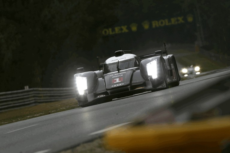 2011 Audi R18 TDI Ultra - Le Mans 24 hours 339209